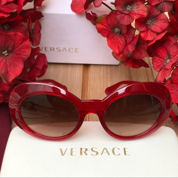 935184a7e37d Versace 4329 Double Medusa Sunglasses. M 5bba9bf7409c15b756745358. Other  Accessories ...